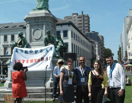 We are here to stay – European Interns' Day