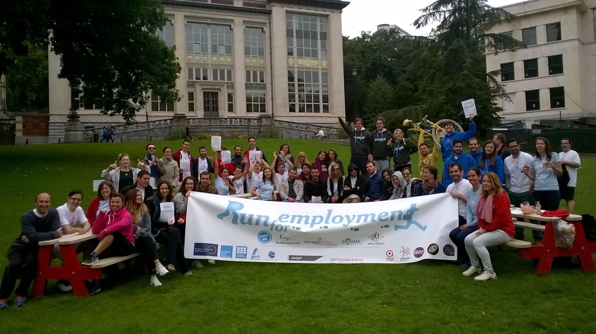 #Run4Employment – a great success
