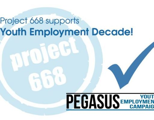 Project 668 supports the Youth Employment Decade!