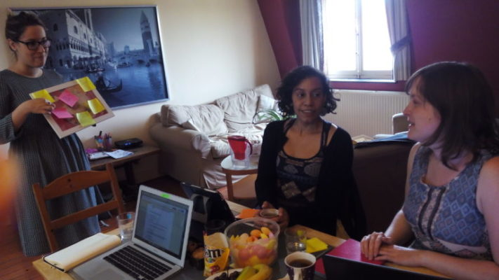 Project 668 Strategy Meeting – June 2016