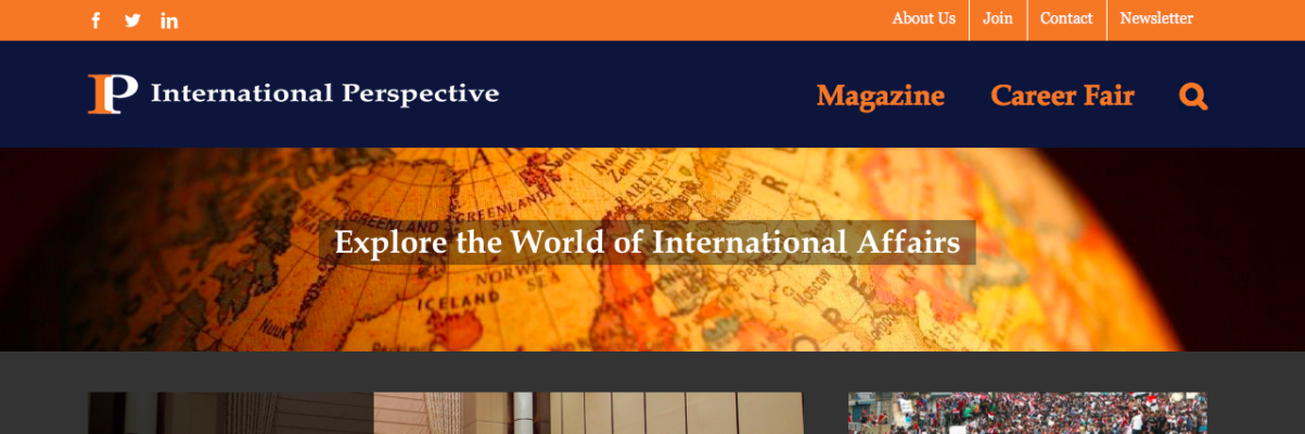 Partnership with International Perspective