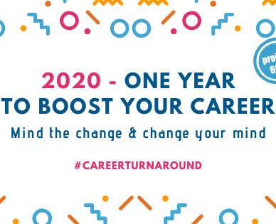 2020 – One year to boost your career